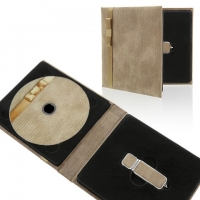IPCB Pendrive+Disc Case