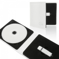 IPCE/PP Pendrive+Disc Case