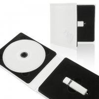 IPCE/PS Pendrive+Disc Case