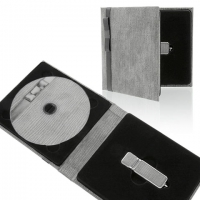 IPCS Pendrive+Disc Case